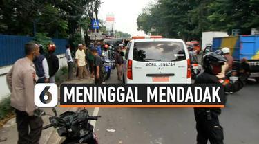 thumbnail sopir angkot meninggal mendadak