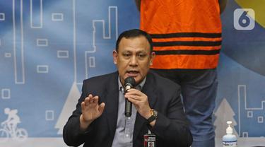 Ketua KPK Firli Bahuri