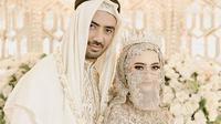 Reza Zakarya resmi mempersunting Valda Alvina pada Minggu, 17 Januari 2021. (Sumber: Instagram/@ficellephoto)