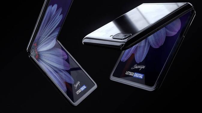 Galaxy Z Flip (Doc: LetsGoDigital)