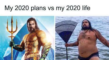 8 Meme Ini Gambarkan Betapa Beratnya Tahun 2020