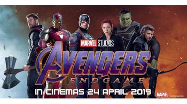 Antusias Penggemar Film Tinggi, tiket.com Hadirkan Cinemaholic Marvel Studio's Avengers: Endgame di Jakarta