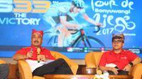 Pemerintah Banyuwangi melakukan studi banding ke Belgia sebelum menyelenggarakan balapan Tour de Ijen 2017.(Bola.com/Andhika Putra)