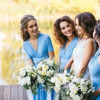Ilustrasi bridesmaid (iStockphoto)