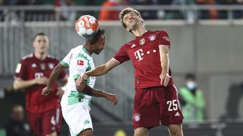 FOTO: 10 Pemain Bayern Munchen Hajar Greuther Fuerth