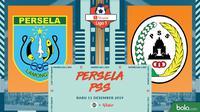 Shopee Liga 1 - Persela Lamongan Vs PSS Sleman (Bola.com/Adreanus Titus)