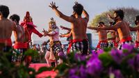 Deklarasi Bali resmi membuka pintu untuk turis domestik per 31 Juli 2020. (dok. Kemenparekraf)