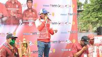 Pelita Jaya SS U-10 keluar sebagai juara miniatur turnamen min Badan Pembangunan Prestasi Sepak Bola Indonesia (BaPSPI) Pusat 2021 di Lapangan Harin FC, Tangerang Selatan, Sabtu (10/4/2021). (Istimewa).
