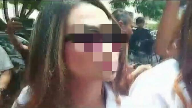 Image result for image Psikologis Artis VA Terguncang Saat Hendak Ditahan, Maag-nya Kambuh