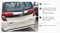 Toyota Calya facelift akan segera meluncur di Indonesia (@indra_fathan)