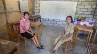 Nasib para guru honorer di NTT cukup memprihatinkan. Di ibukota Kupang saja, masih ada guru honorer yang digaji Rp 150 ribu per bulan.