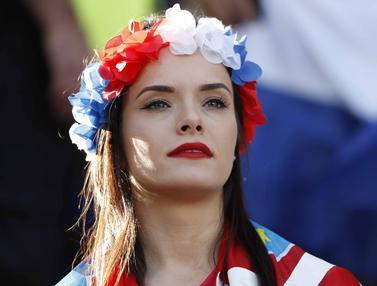 Fans Cantik Kroasia yang Dirindukan
