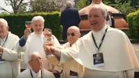 Para biarawan di Belgia hidupkan kembali pembuatan bir setelah istirahat selama dua abad (Dok. YouTube/ adira Lee)