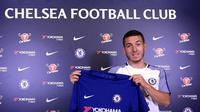 Chelsea resmi mendatangkan adik Eden Hazard, Kylian Hazard. (Chelsea)