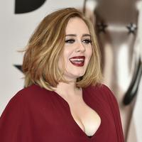 Meskipun itu, banyak orang dan pengunjung toko yang tidak mengetahui identitas Adele. Karena itulah, Adele masih bisa melarikan diri dari kerumunan orang agar menghindari rasa malu. (AFP/Bintang.com)