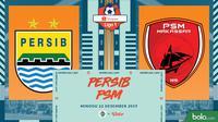 Shopee Liga 1 - Persib Bandung Vs PSM Makassar (Bola.com/Adreanus Titus)