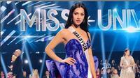 Miss Malaysia di ajang Miss Universe 2019. (dok.Instagram @shweta_sekhon_/https://www.instagram.com/p/B52fCnolX8n/Henry)