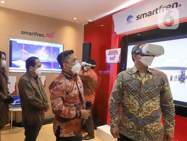 Smartfren Jajal Teknologi 5G Tahap Dua
