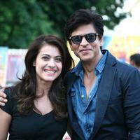 Kajol dan Shahrukh Khan. Foto: Twitter