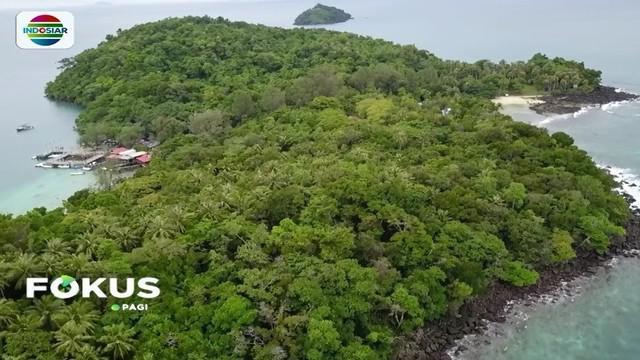Pulau Rubiah, pulau kecil di Sabang, Aceh ini menyimpan sejumlah pesona yang unik dan menarik. Apa saja?