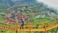 Bukit Gancik, Selo, Boyolali, Jawa Tengah. (bayu_ca/Instagram)