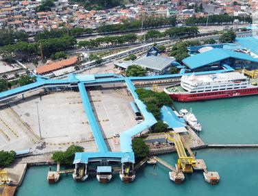 Pelabuhan Merak Hanya untuk Angkutan Logistik