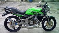 Sepeda motor 2-tak banyak dipilih juga karena memiliki perawatan yang relatif mudah.