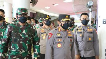 Kapolri Tegaskan Sinergitas TNI-Polri Kunci Sukses Bangsa Hadapi Berbagai Ancaman