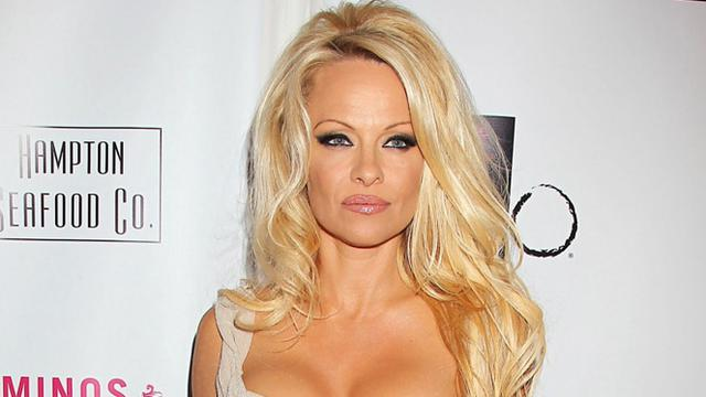 Pamela Anderson porno filmy striekať Orgazmus Masturbácia