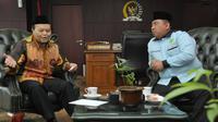 Wakil Ketua MPR Hidayat Nur Wahid (HNW).