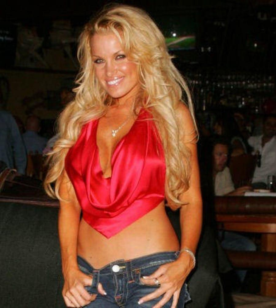 Model Playboy Tina Marie Jordan (Foto: therichest.com)