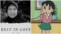 Prabawati Sukarta meninggal dunia (Sumber: Instagram/indonesianvoicetalent/doraemon.indonesia.id)