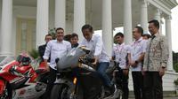 Indonesia siap suguhkan seri MotoGP 2021 yang berbeda. (foto: dok. Kemenpora)