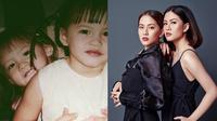 Masa Kecil Adhisty Zara dan Kyla (Sumber: Instagram/
