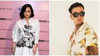 Austin Wilson dan Demi Lovato (Sumber: Instagram/austingwilson/ddlovato)