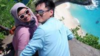 Ikke Nurjanah dan Suami (Sumber: Instagram/@ikkenurjanah0518)
