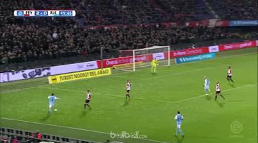Berita video highlights Eredivisie antara Feyenoord Vs Roda JC yang berakhir dengan skor 5-1. This video is presented by Ballball.