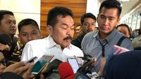 Jaksa Agung ST Burhanuddin di DPR, Kamis (16/1/2020) (Liputan6.com/ Delvira Hutabarat)