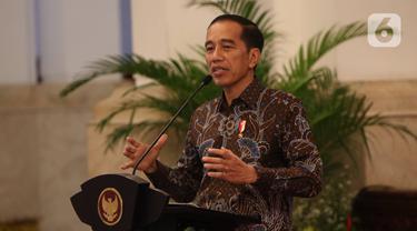 Jokowi Buka Raker Kepala Perwakilan RI di Istana Negara