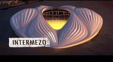 Stadion Al Wakrah yang dibangun untuk ajang Piala Dunia 2022 sekilas mirip dengan kemaluan wanita.Para arsitek yang ada di balik pembangunan stadion raksasa itu mengatakan, desain dari arena yang memiliki 40.000 kursi ini sebenarnya lebih berupa pera...