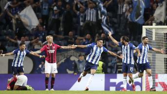 FOTO: AC Milan Dipecundangi Porto di Liga Champions