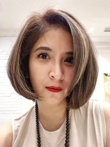 Syahrini Dan Sederet Artis Cantik Dengan Rambut Pendek News Entertainment Fimela Com