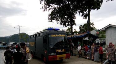 Penggerebekan terduga teroris di Jatiluhur, Purwakarta