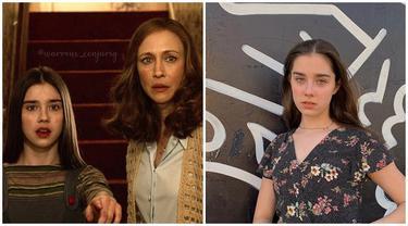 6 Potret Terbaru Pemeran Judy Warren di Film 'The Conjuring', Sudah Beranjak Dewasa