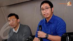 Menurut Aristo Pangaribuan di Jakarta pada Senin 10 Februari 2014 semua cash flow yang ada di PSSI dikontrol langsung oleh FIFA (Liputan6.com/Helmi Fithriansyah)