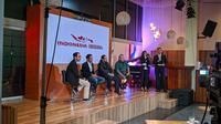 Program Calon Ketua Umum PSSI Bicara Bola di TVRI batal. (Bola.com/Muhammad Adiyaksa).