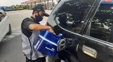 Konsumsi BBM Pertamina Naik Saat Libur Natal dan Tahun Baru
