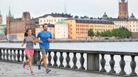 Berikut ini olahraga ringan yang bisa Anda lakukan saat traveling