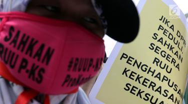 Kaum Hawa Desak DPR Segera Sahkan RUU Penghapusan kekerasan seksual