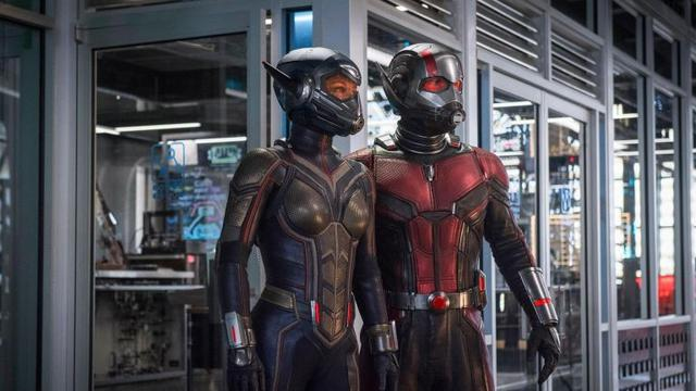 [Bintang] Ant-Man and The Wasp